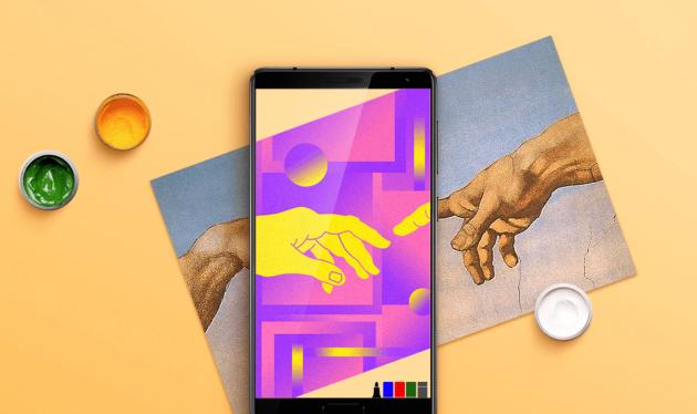 Lenovo ZUK Edge ra mắt: đẹp hơn cả Mi MIX