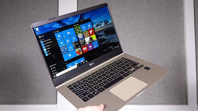 Laptop LG Gram thế hệ mới lộ cấu hình