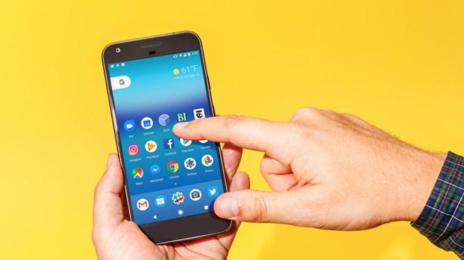 Google Pixel vượt mặt iPhone 7/7 Plus là smartphone tốt nhất thế giới