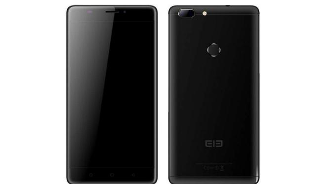 Ngắm smartphone camera kép Elephone sắp ra mắt