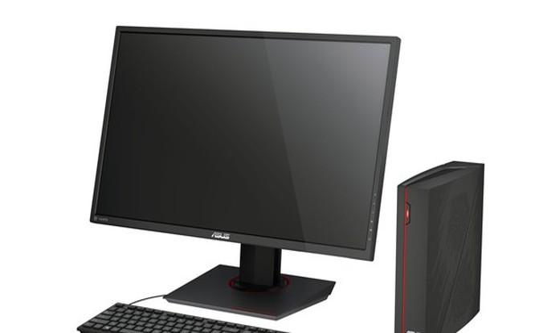 Asus giới thiệu PC nhỏ gọn hỗ trợ VR