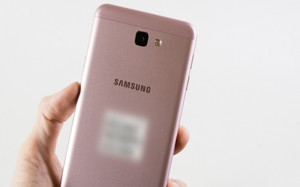 Galaxy J5 Prime và J7 Prime hồng vàng lên kệ
