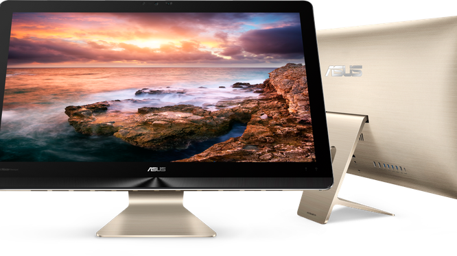 Asus nâng cấp dòng máy tính All-In-One Zen AiO