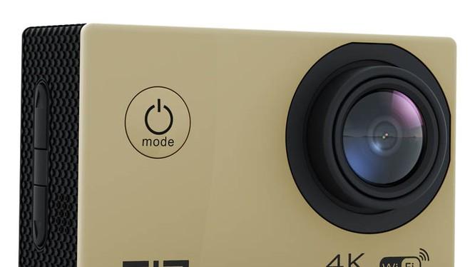 Elephone khoe camera thể thao Elecam Explorer S