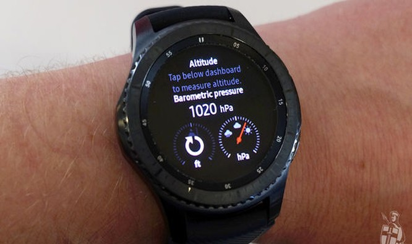 Samsung Gear S3 lập kỷ lục bán hàng