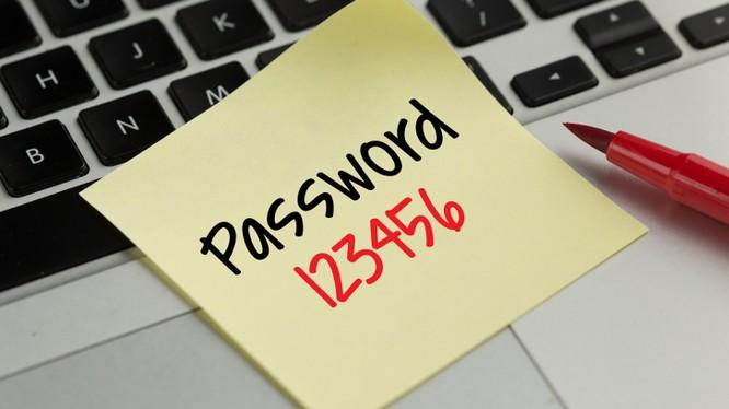 3 sai lầm phổ biến liên quan đến mật khẩu