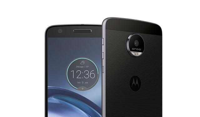 Đánh giá smartphone Moto Z
