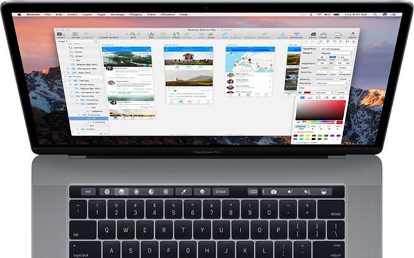 MacBook Pro 2017 có phiên bản chạy BXL ARM?