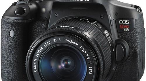 Lộ diện loạt máy ảnh Canon sắp ra mắt