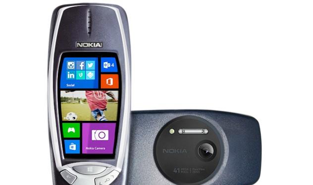 Ngắm bộ sưu tập Nokia 3310 2017 do fan thiết kế