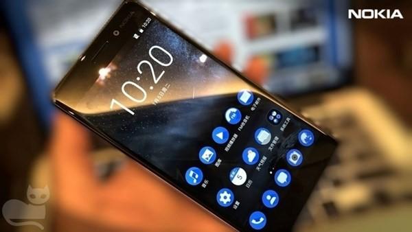 Mẫu smartphone Android Nokia 6 được HMD Glogal ra mắt gần đây.