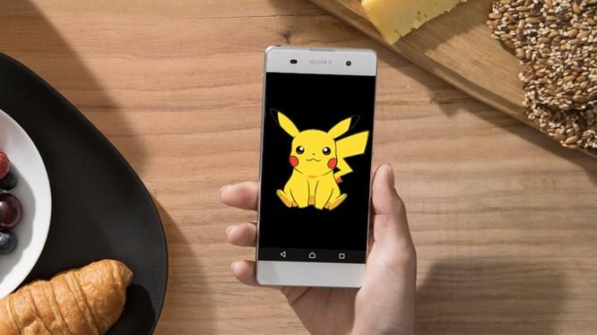 Rò rỉ thông số kĩ thuật smartphone mã hiệu Pikachu của Sony