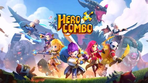 Hero Combo: chào đón dạng game bắn bi kéo thả