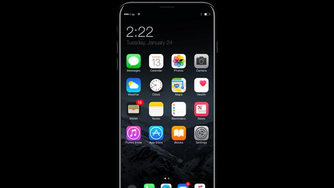 iPhone 8 bản 5,8 inch hé lộ cấu hình