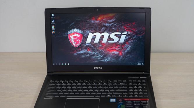 Trên tay gaming laptop MSI GP62 7RD giá 26 triệu