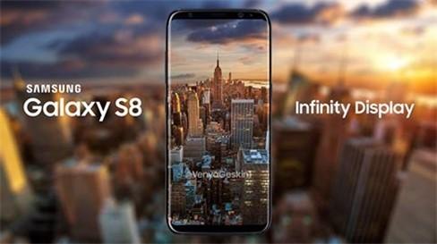 Samsung Galaxy S8 tiếp tục lộ ảnh thực tế
