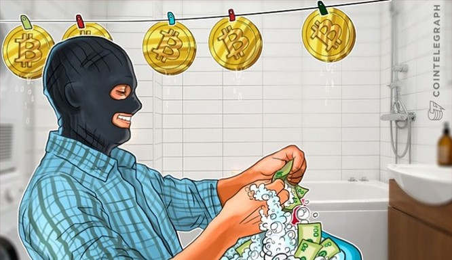 Bitcoin đang bị lợi dụng bởi giới tội phạm để thực hiện những hành vi phạm pháp. (Ảnh: Cointelegraph)