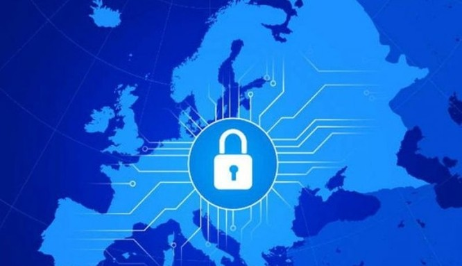 Luật An ninh mạng của Liên minh châu Âu EU (Ảnh: Global Risk Insights)