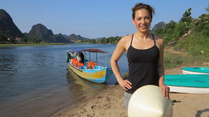 Đài Mỹ truyền hình trực tiếp cảnh đẹp Việt Nam