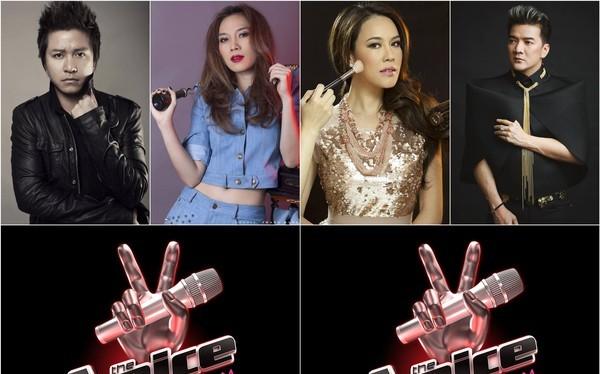 Giọng hát Việt - chương trình truyền hình thực tế có rating cao nhất nhì trên sóng VTV