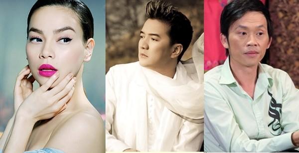 Ba nghệ sĩ nổi tiếng trong làng showbiz bị đối mặt với trào lưu tẩy chay