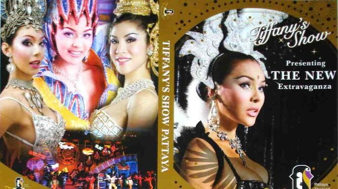 Poster quảng cáo Sex show ở Thái Lan