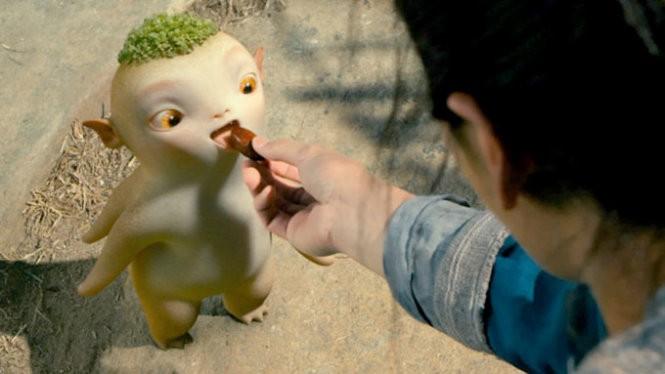 Phim Monster hunt (Truy lùng quái yêu) đang nắm giữ các vị trí hàng đầu trong bảng xếp hạng phim ăn khách nhất Ảnh: variety.com
