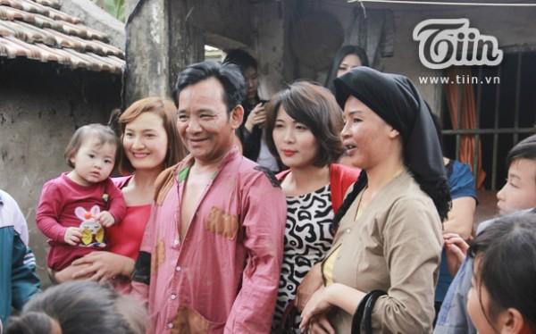 Nghệ sĩ Quang Tèo cũng đã từng bị quỵt tiền cát-xê