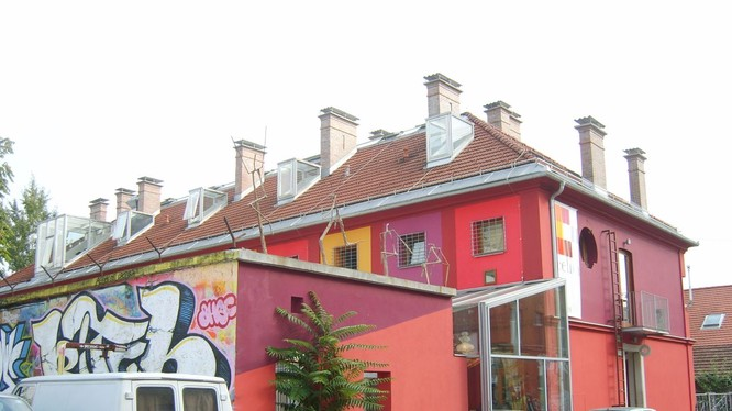 Nhà khách nghệ thuật Celica
