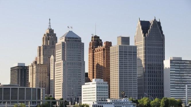Thành phố Detroit, Mỹ thuộc top thành phố nguy hiểm nhất thế giới vì những cảnh bạo lực và nổ súng.