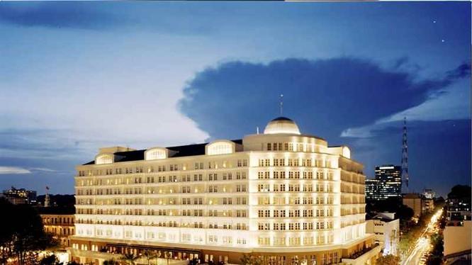 Park Hyatt Saigon - 1 trong 6 khách sạn của Việt Nam được tạp chí du lịch Mỹ vinh danh