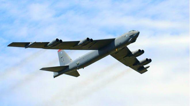 B-52 vẫn là máy bay oanh tạc chủ lực của lực lượng không quân Mỹ