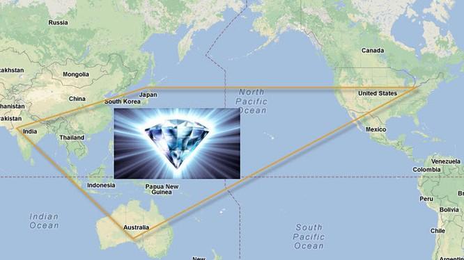 Ý tưởng Chuỗi kim cương Nhật - Mỹ- Australia - Ấn Độ được thủ tướng Shinzo Abe đưa ra nhằm bao vây Trung Quốc