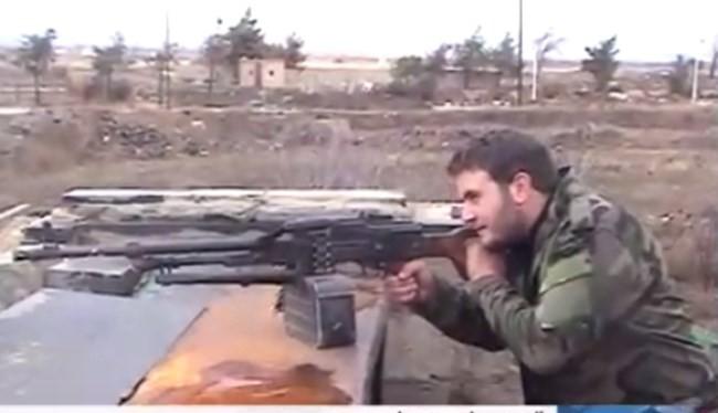 Quân đội Syria đẩy mạnh các hoạt động tấn công tiêu diệt khủng bố trên các chiến trường cả nước.