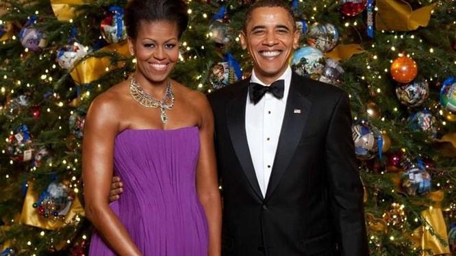 Món quà đặc biệt Tổng thống Obama tặng vợ trong ngày Valentine