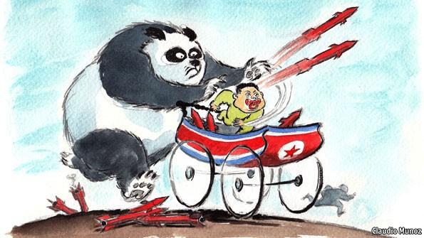 Trung Quốc đã mệt mỏi vì gánh nặng Triều Tiên