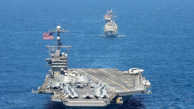 Mỹ cần áp dụng các biện pháp mạnh mẽ hơn để buộc Trung Quốc tuân thủ quy tắc ứng xử trên biển Đông?
