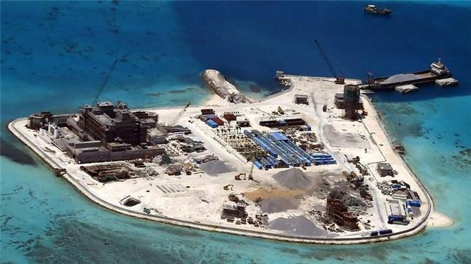 Trung Quốc đang tìm mọi cách để giành quyền sở hữu 90% biển Đông