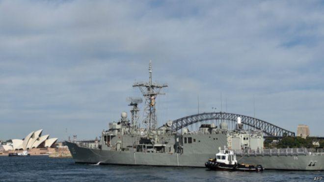 Australia cho biết trong 10 năm tới sẽ tăng mạnh ngân sách quốc phòng để đối phó với sự bành trướng của Trung Quốc trên biển Đông