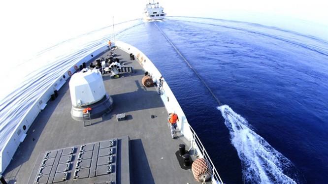 Biển Đông dậy sóng vì những chính sách hiếu chiến, mang tính xâm lược của Trung Quốc