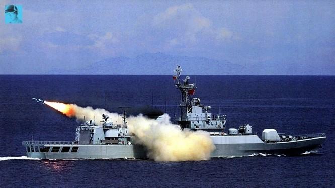 Nếu Trung Quốc bồi lấp và quân sự hóa bãi cạn Scarborough, Mỹ sẽ đáp trả bằng chiến tranh