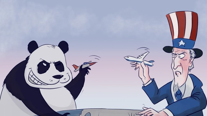 Bãi cạn Scarborough có thể trở thành cơ hội cho Washington ngăn chặn xu thế xâm lược nguy hiểm của Bắc Kinh trên biển Đông.