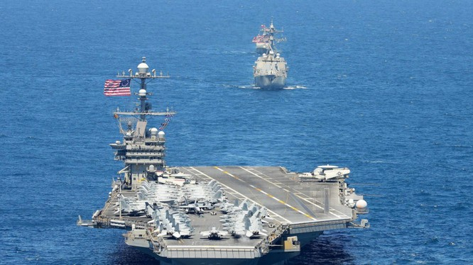 Mỹ và Philippines sẽ tăng cường ráo riết các hoạt động quân sự trên biển Đông để gây sức ép cho Trung Quốc