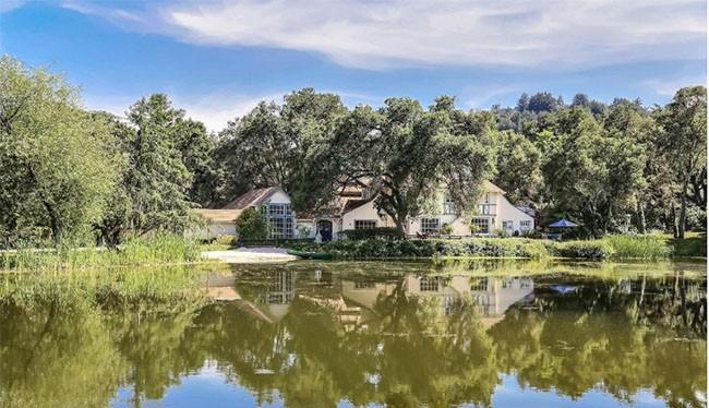 Ngôi nhà đắt nhất tại thung lũng Silicon