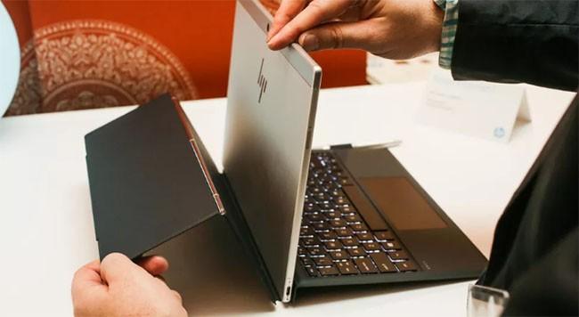 Chiếc HP Envy x2 chạy trên chip Snapdragon của Qualcomm