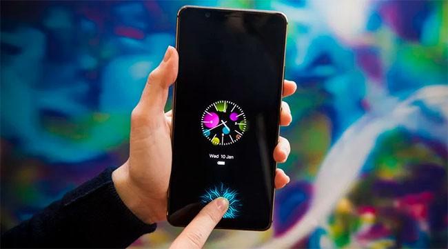 Chiếc điện thoại tích hợp cảm biến vân tay trong màn hình đầu tiên trên thế giới của Vivo