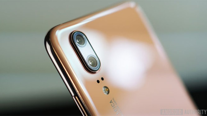 Huawei P20 (ảnh: Android Authority)