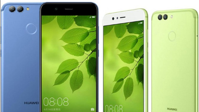 Huawei P10 Plus (ảnh: Android Authority)