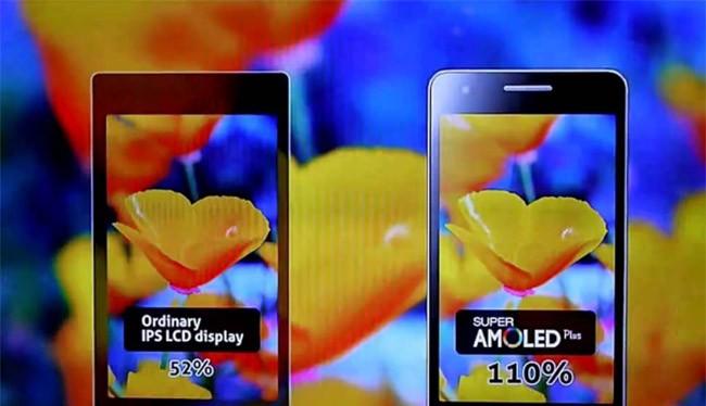 Các nhà sản xuất đang chạy đua để cho ra mắt những loại màn hình smartphone ngày càng đẹp hơn (ảnh: neurogadget)