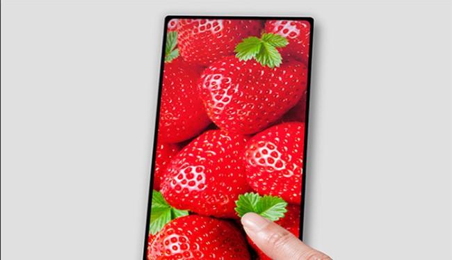 Màn hình tỉ lệ 18:9 của Sony Xperia (ảnh: GSM Arena)